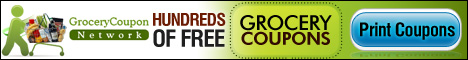 Print Hundreds of Free Grocery Coupons