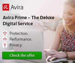 Avira Prime Digital Service