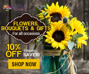 Pickup Flowers - Flowers, Bouquets and Gifts