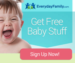 Everyday Family - Signup for FREE Baby Products