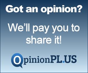 OpinionPLUS - Free Paid Surveys