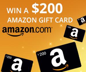 $200 Amazon Voucher