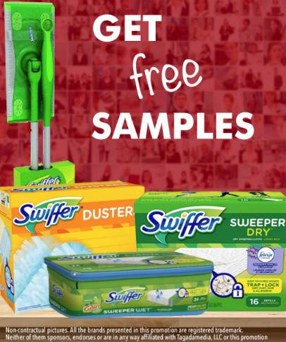 Swiffer Samples
