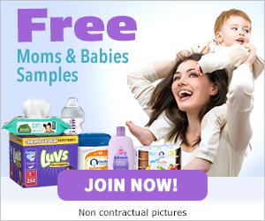 Free Moms & Babies Samples