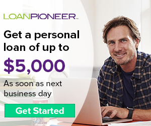 LoanPioneer - Apply for Free