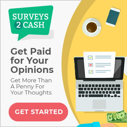 Surveys2Cash