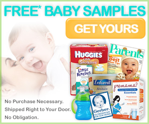 Baby wipes samples