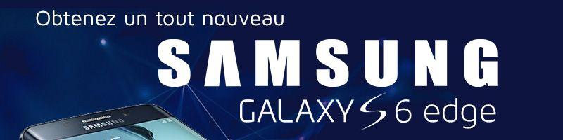 Obtenez un tout nouveau SAMSUMG GALAXY 6 pour seulement 1€ + 3 jours d'accès à Rockyfroggy.com