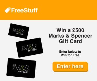 Win £500 Marks & Spencer Gift Card – UK – EXPIRED