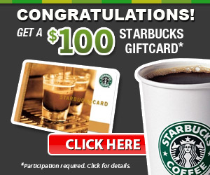 how to give a starbucks gift card on facebook