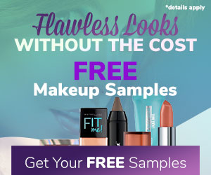 Get Free Cosmetics Samples
