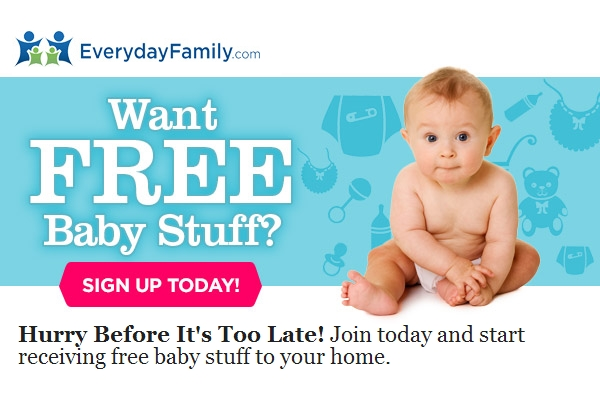 Everyday family-free diapers 2