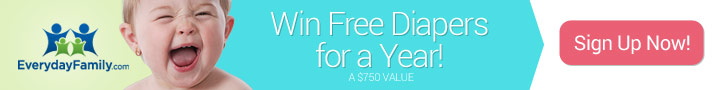 Everyday family-free diapers 1