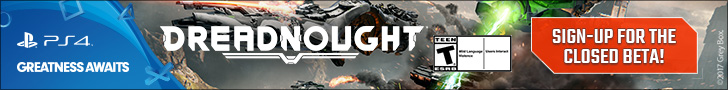 Dreadnought - PS4 Beta SOI 1