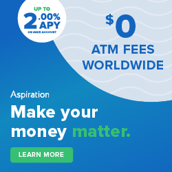 Aspiration Bank Review | 2% APY Interest Rate