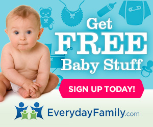 Everyday family free baby stuff