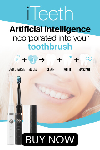 iTeeth Electric Toothbrush
