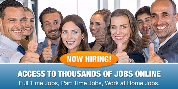 It?s Never To Late To Start! - Discover and search through thousands of jobs online!