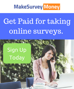 Make Survey money