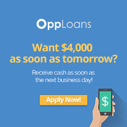 OppLoans Personal Loans - US States