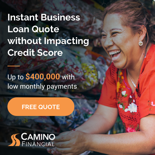 Camino Financial - Small Business Loans