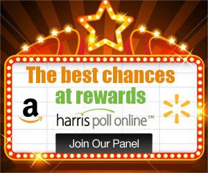 Harris online poll