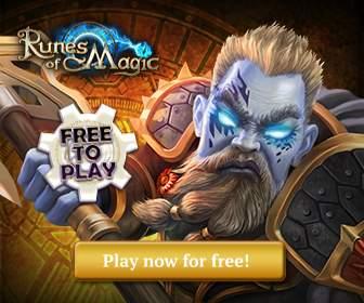 Runes of magic - new free game