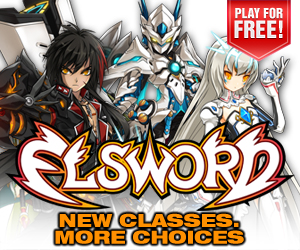 Elsword free game to download