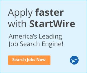 Online job search organizer