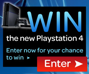 win a new playstation