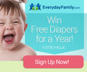Everyday Family - Free Diapers For Your Baby
