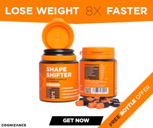 Fat Burner - Free Bottle - Lose weight 8 time faster