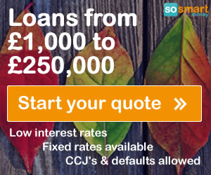 So Smart Money - Secured Loans With Low Interest Rates