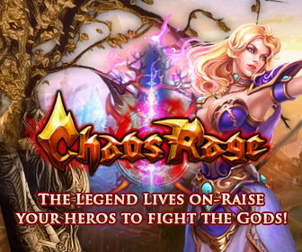 Chaos Rage - Free MMO Game!